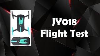 JY018 Flight Test