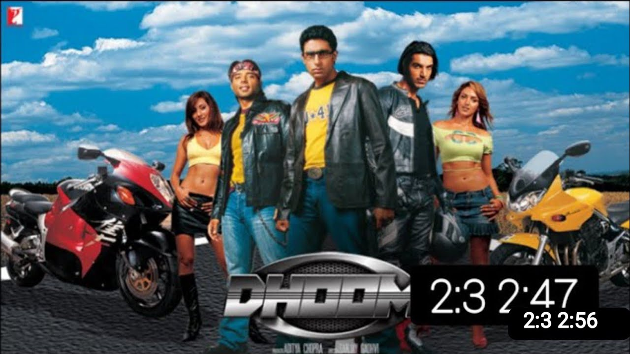 Download Dhoom Full Movie Facts and Knowledge in Hindi   John Abraham   Abhishek Bachchan   Isha Deol   Uday