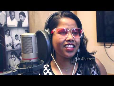 Mamta Raut Singer - Bhojpuri ITOM SONG - Jawani Ke Pani - Studio Recording Clip