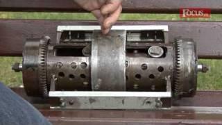 Niezwykłe wynalazki - Prawie perpetuum mobile ?