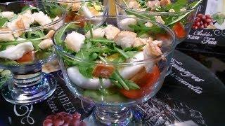 Салат с Тунцом / Лёгкий и Нежный  / Tuna salad
