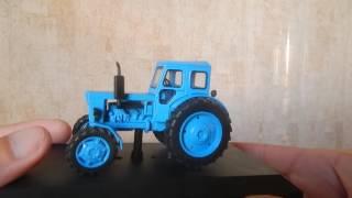 Т-40АМ. Огляд моделі 1:43. Трактори: Історія, люди, машини.