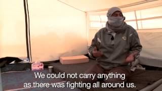 Syrian News-Jordan: Syrian refugees phone home - part 2 New HD 720p