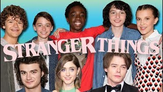 Download Stranger Things Cast Bloopers & Funny Moments Mp3 and Videos
