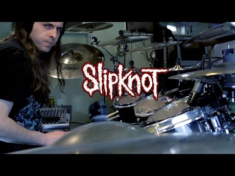 "Slipknot - ""Wait and Bleed"" - (Drums Only)"