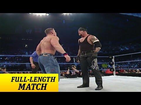 Download WWE Undertaker Vs John Cena Full Match