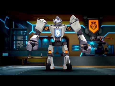 foto de Battle Suits test Lance - LEGO NEXO KNIGHTS - Chapter 4: Battle ...