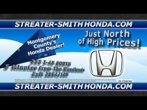 Streater Smith Honda >> Streater Smith Honda Houston Conroe Happy Honda Days Youtube