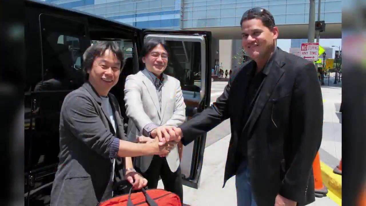 Nintendo's Reggie Fils-Aime to Retire