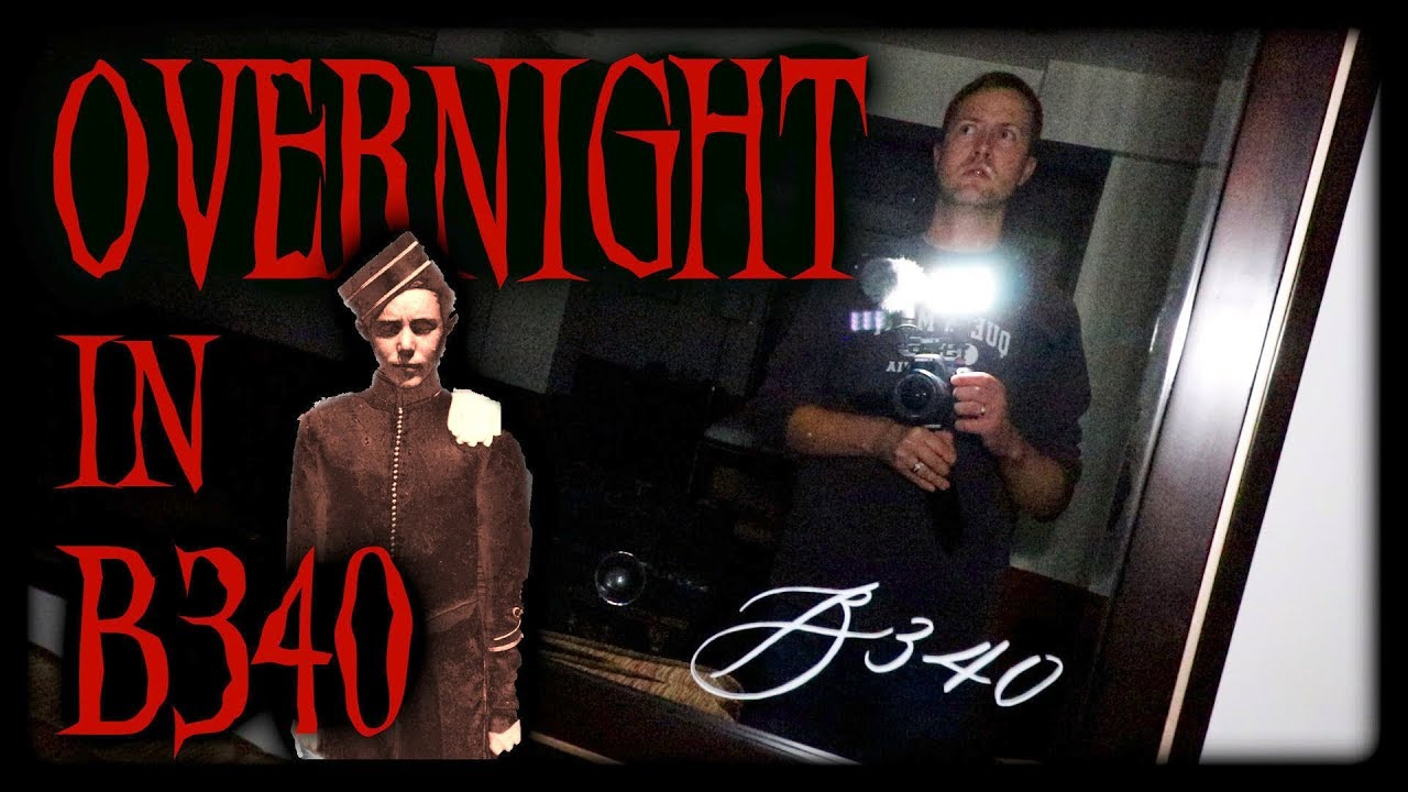 OVERNIGHT In B340!! | EXTREMELY HAUNTED | The Queen Mary (Collab With PANICdVideos) | MichaelScot by: MichaelScot