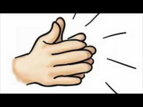 Clapping sounds (1 hour)