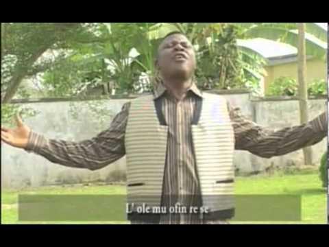 Jones Adenmolu: Somebody say Baba