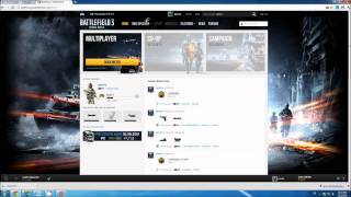 BF3 Beta PC Tips and Tricks #1  -Get into private server