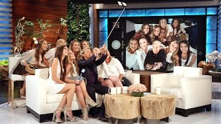 The Selfie Sorority Girls Are Here!