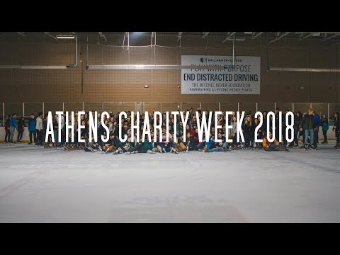 Athens Charity Week 2018