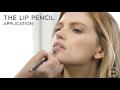 The Lip Pencil Application