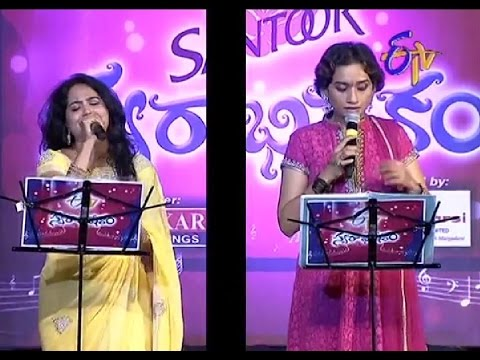 Swarabhishekam - Sunitha, Kalpana Performance - Raasa Kreeda Ika Chaalu Song - 21st September 2014