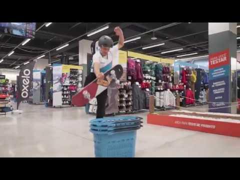 07cfbfd6a Descubra a Decathlon Paulista - Decathlon Brasil - YouTube