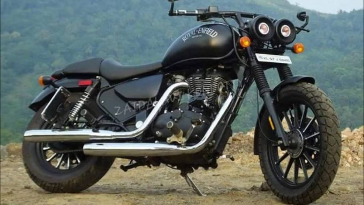 Royal Enfield Bullet And Trials Scrambler Images Leaked - NDTV CarAndBike