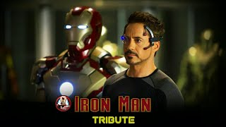 IRON MAN Tribute | Avengers Endgame | 2019 | Hall Of Fame | The Music Freak