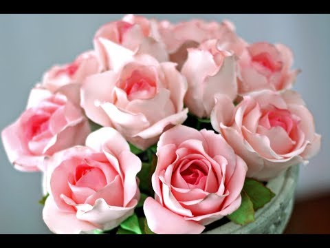 How to make a QUICKER rose! (To decorate your cakes and cupcakes)