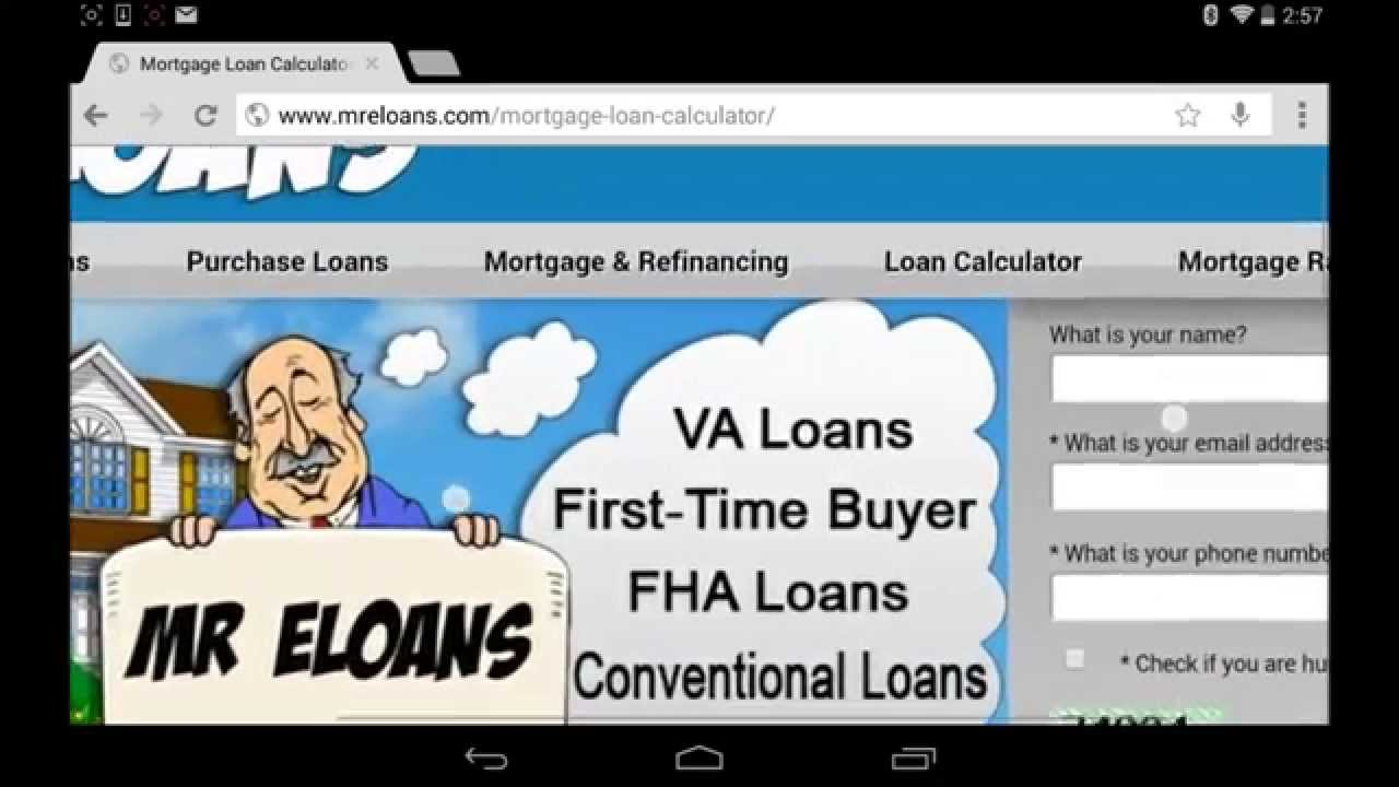 payment for 100000 home loan youtube