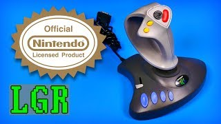 LGR Oddware - The Nintendo 3D1 PC Joystick