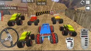 4x4 OffRoad Real Monster Truck Racing Game #Android GamePlay #Car Racing Games To Play #Racing Games