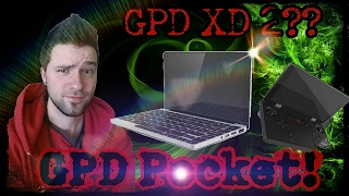GPD XD2 & GPD Pocket!!