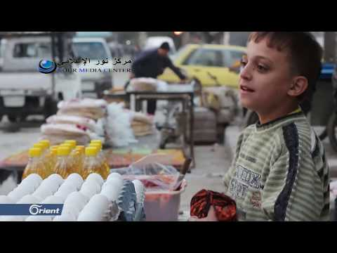تنامي ظاهرة الأطفال المشردين في حلب وسط إهمال -حكومة أسد-  - 19:53-2019 / 9 / 19
