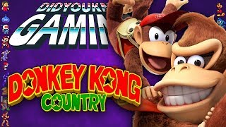 donkey kong country tropical freeze returns didyouknowgaming? thecartoongamer nintendo switch