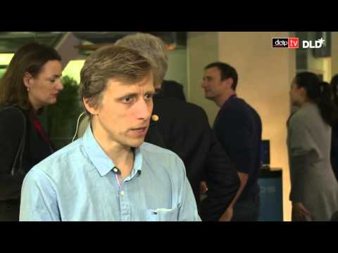 Interview with Ahti Heinla (Founder & CEO at Starship Technologies) | DLD16