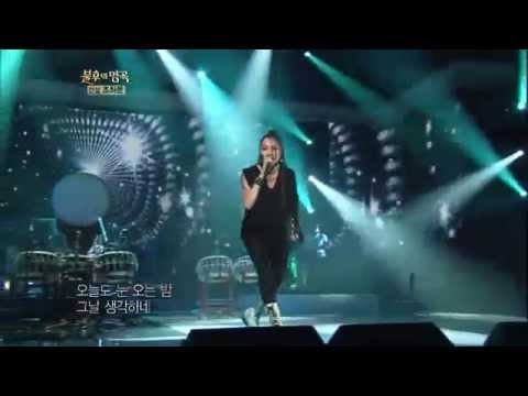 [HIT] 불후의 명곡2-차지연(Cha Ji Yeon) - 눈 오는 밤.20121006