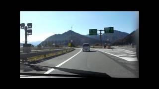 北近畿豊岡自動車道・八鹿氷ノ山IC-和田山JCT