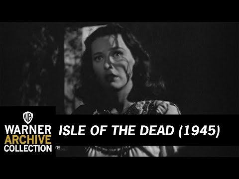Isle of the Dead (1945) –  Into The Crypts