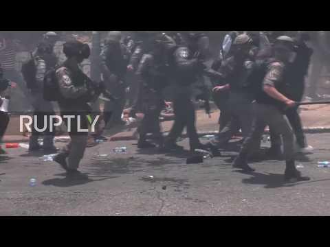East Jerusalem: 3 Palestinians killed as clashes erupt against Temple Mount security measures