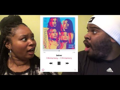 FIFTH HARMONY - DELIVER - REACTION