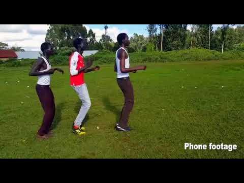 Nairobi dancers