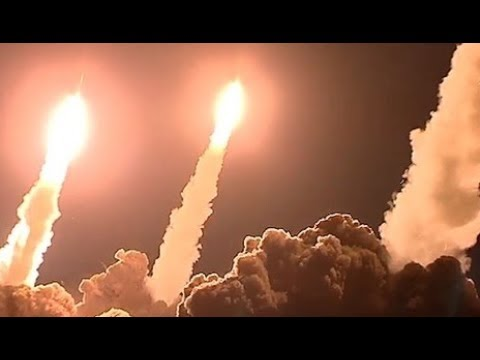US Military puts a SHOW OF MILITARY POWER with Missiles to show the world who is boss