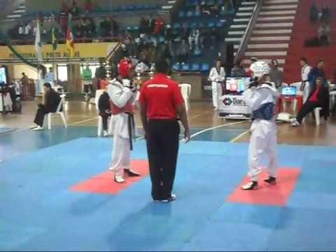 K.O de Daniel Neto Porto alegre open  2012 - Dubal