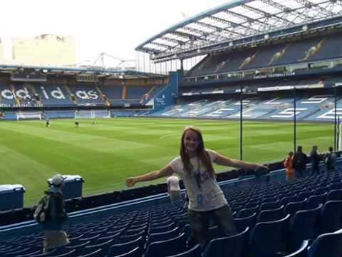 Chelsea FC - Stamford Bridge Stadium Tour 2015 - YouTube