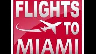★GUARANTEE★ Cheap Flights to Miami from Bridgetown Barbados, Brasilia ..LAST MINUTE !