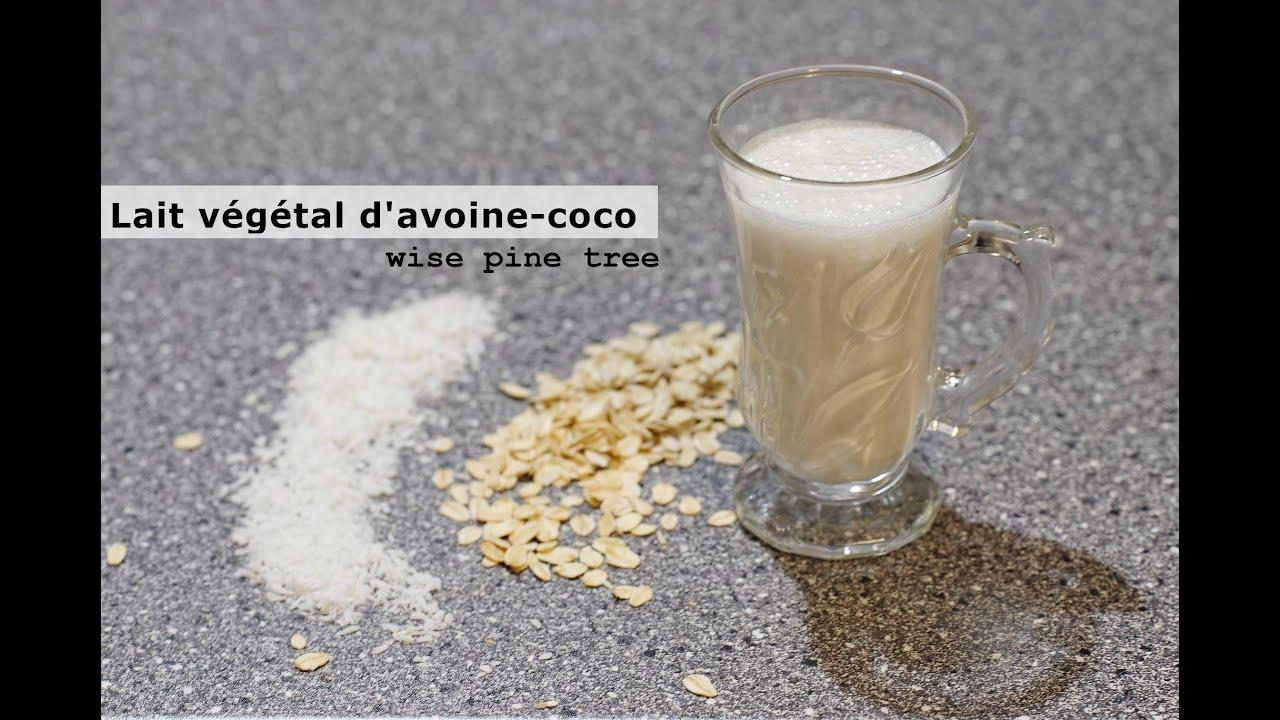 Download WPT Lait d'avoine-coco (recette)
