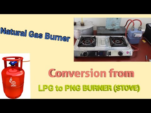 Lpg To Png Conversion Natural Gas Natural Gas Burner Green Fuel Youtube