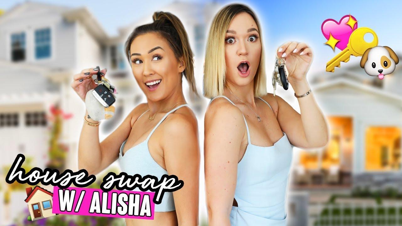 Switching Houses With Alisha Marie!