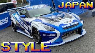 Lone Star Drift Japan Adventure Pt 1 - D1GP/FIA world championship