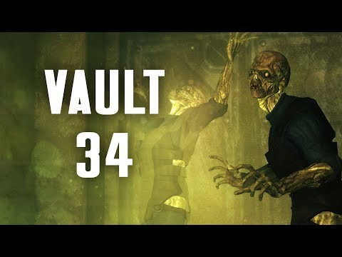Vault 34: Crammed Into a Can with Guns: What's the Worst That Could Happen? - Fallout New Vegas Lore