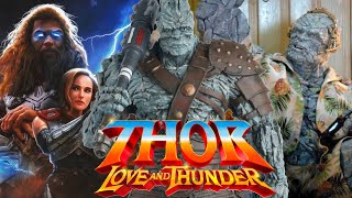 Korg is Set to Return for Thor Love and Thunder!
