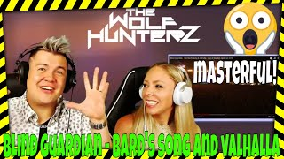 Blind Guardian - The Bard's Song & Valhalla - Live   THE WOLF HUNTERZ Jon and Dolly Reaction