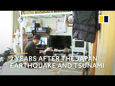 2011 Tōhoku earthquake and tsunami: relocated residents continue to suffer a hard life